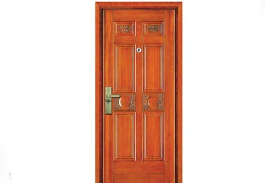富新防盗门