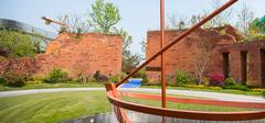 庭院景观设计风格,体现历史文化!