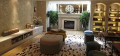 美式别墅装修效果图案例欣赏
