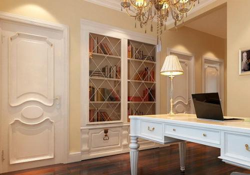 实木复合门装饰效果图
