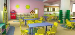 幼儿园装修预算,价格取决于承包!