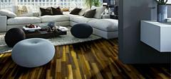 保养实木复合地板的法则有哪些?