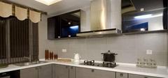 厨房装修效果图,瓷砖打造整洁空间!