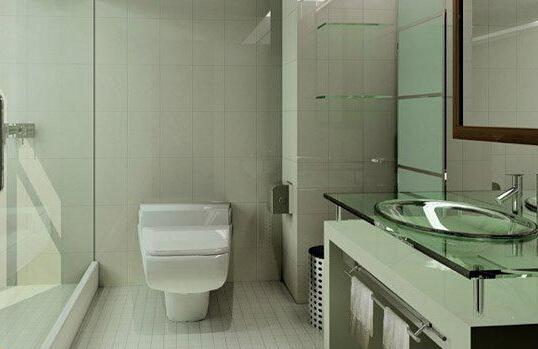 卫生间地砖防滑性能