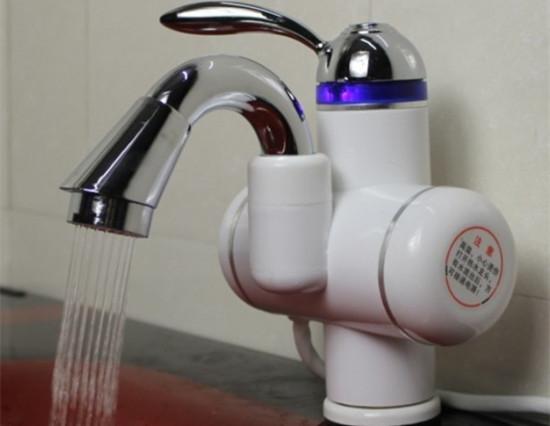 电热水龙头安全吗