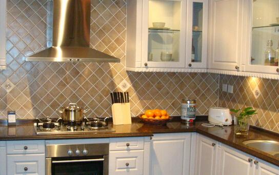 厨房风水挂画