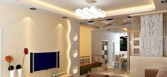 客厅吊顶的设计原则有哪些?