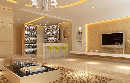 客厅设计说明
