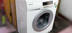 滚筒洗衣机,家庭好帮手!