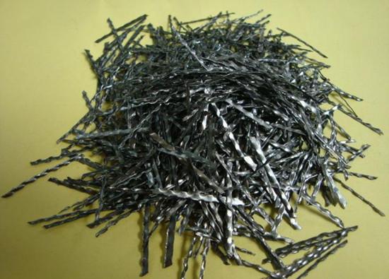 钢纤维混凝土