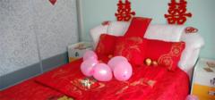 新房布置 营造浪漫甜蜜空间