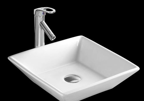 洗手盆装饰效果图