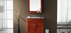 浴室柜在选购时需要注意什么?