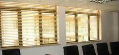 各种办公室窗帘的优缺点有哪些?