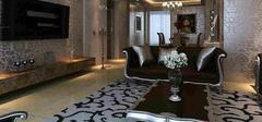 欧式风格地毯,最新搭配指南!