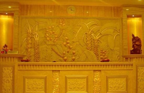 砂岩背景墙