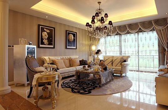 欧式风格地毯