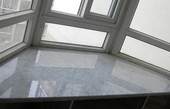 大理石窗台安装