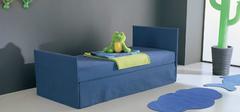 如何为孩子选购安全放心的儿童床?