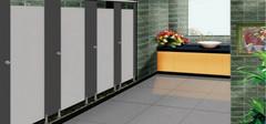 卫生间隔断材料的种类及其特点