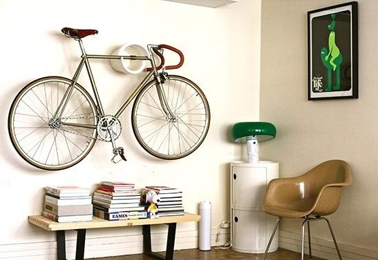 自行车家装装饰欣赏