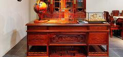 如何选购红木办公桌?