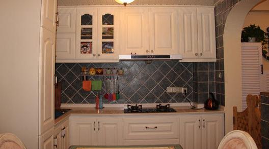 厨房收纳效果图