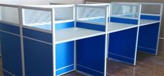 什么是屏风办公桌,屏风办公桌的材质