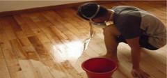 旧地板具体如何翻新?要注意些什么?