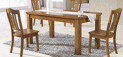 挑选实木餐桌的方法有哪些?