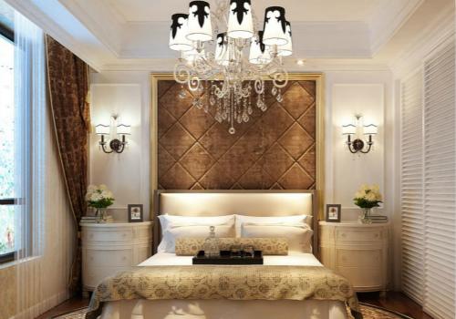 床头设计效果图