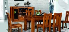 如何有技巧的保养实木餐桌?