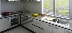 不锈钢厨柜好不好?