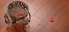 挑选柚木地板的要素有哪些?