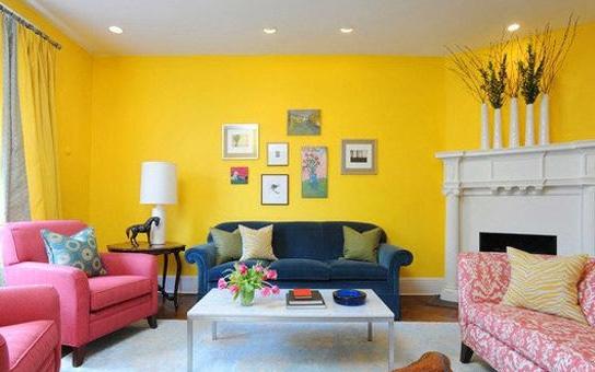 家装常用涂料