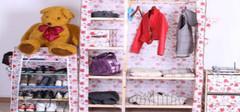 布衣柜的优点及选购技巧