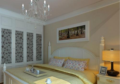 卧室空间设计的要点