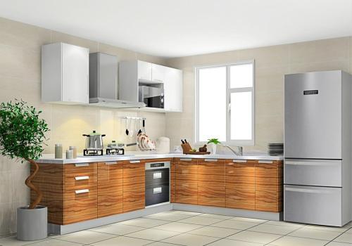 厨房家具效果图