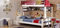 选购儿童家具,打造快乐舒适天地!