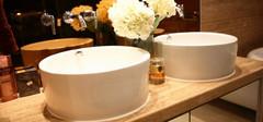 卫生间洗脸盆的尺寸如何确定?