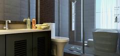 卫生间玻璃隔断有哪些好处?