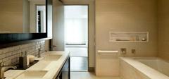 卫浴装修的原则有哪些?