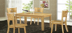 实木餐桌的保养方法及选购技巧