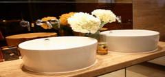 卫生间洗脸盆哪种比较好