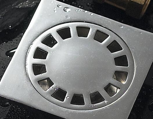 水封地漏的设计是钟罩式结构,是一种非直通式密封图片