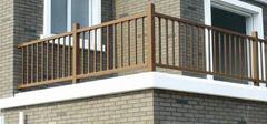 阳台防护栏的防护形式有哪些?