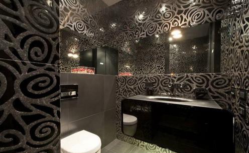 洗手间装修设计效果图案例欣赏