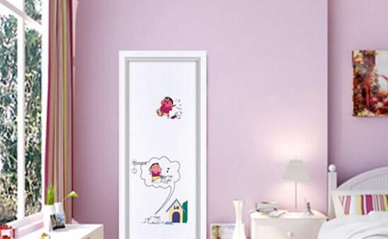 儿童卧室门