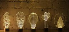 家装时尚潮流——创意台灯