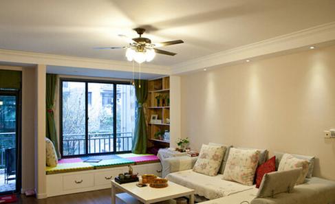 客厅软装家具色彩搭配